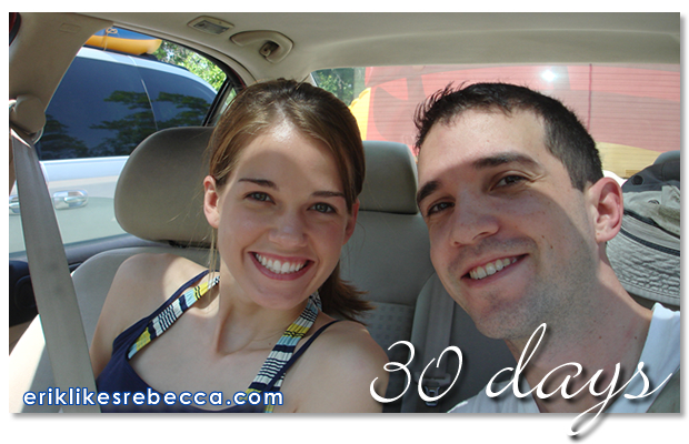 30 Days...